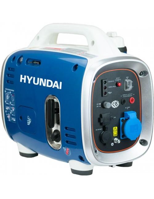 Generador eléctrico Inverter Hyundai...