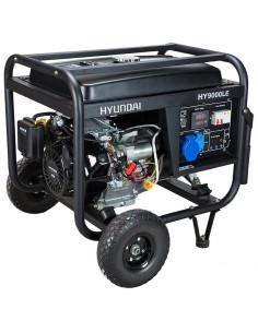 Generador eléctrico Hyundai...